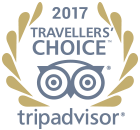 Trip Advisor Travelers Choice