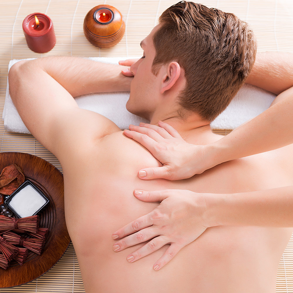 Relaxing massage at Pictures Boutique Hotel Oudtshoorn